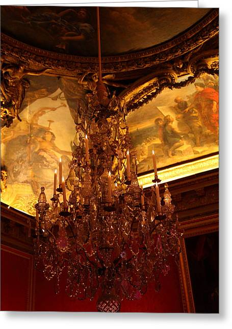 Paris France - 011336 Greeting Card by DC Photographer