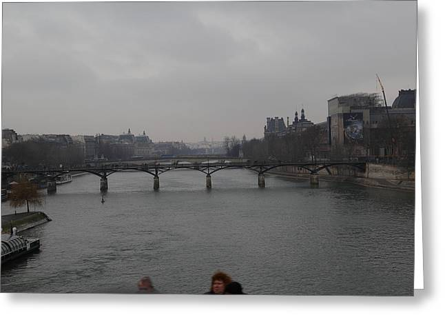 Paris France - Street Scenes - 011350 Greeting Card by DC Photographer