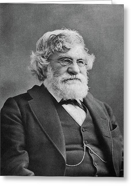 Parke Godwin (1816-1904) Greeting Card