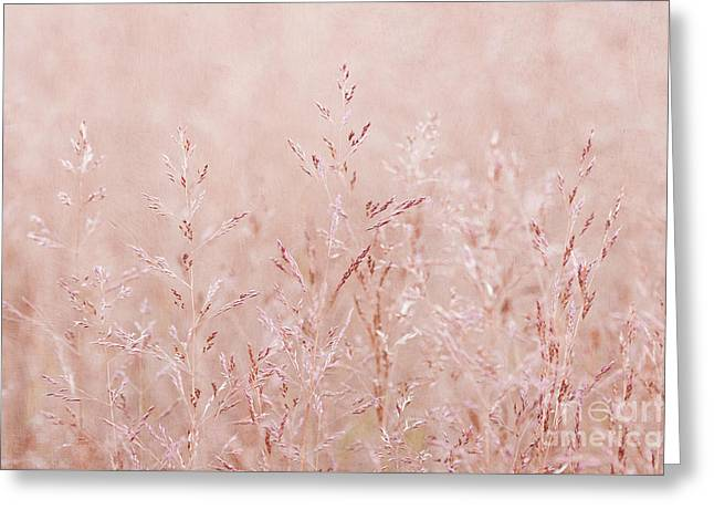 Pastel Nature Greeting Card by Svetlana Sewell