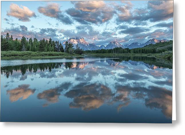 Pastel Palette Greeting Card by Jon Glaser