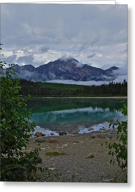 Patricia Lake Greeting Card