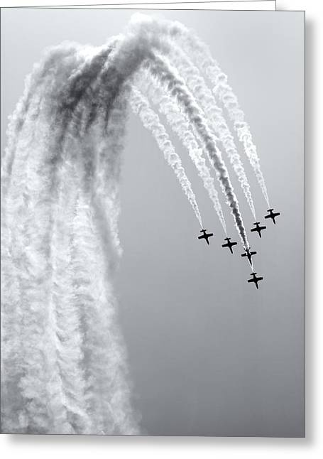 Patrulla Aguila Greeting Card