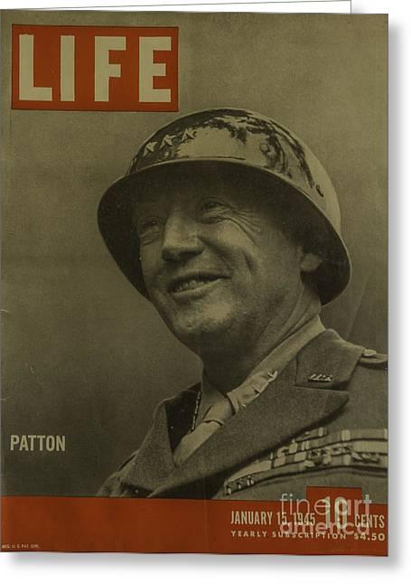Patton Greeting Card