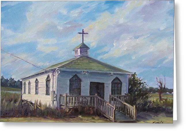 Pawleys Chapel Greeting Card