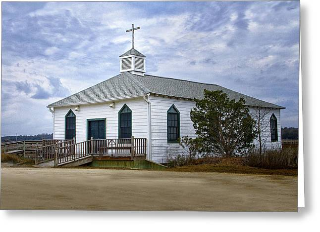 Pawleys Island Chapel Greeting Card