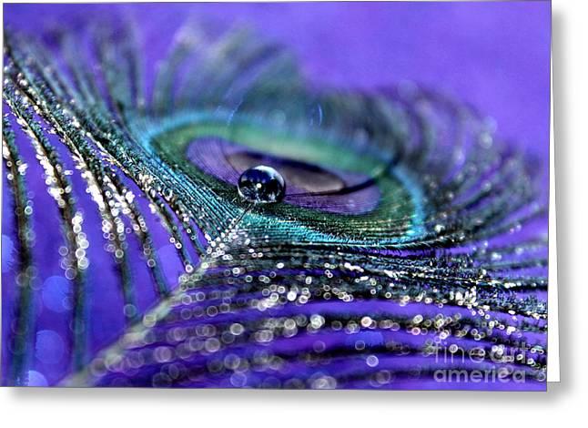 Peacock Spirit Greeting Card