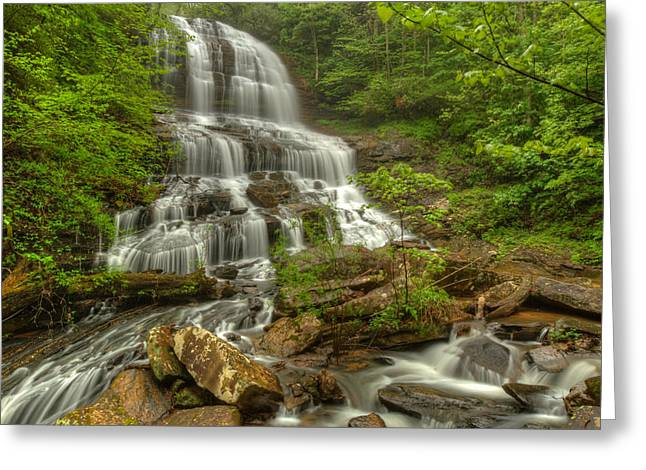 Pearson's Falls - Spring Greeting Card