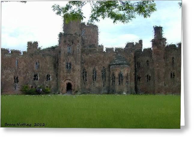 Peckforton Castle Greeting Card