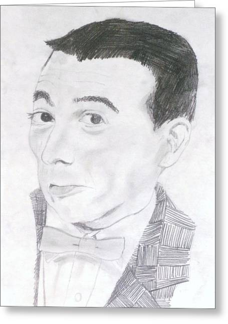 Pee Wee Greeting Card by Jeremy Moore