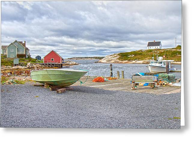 Peggy's Cove 1 Greeting Card