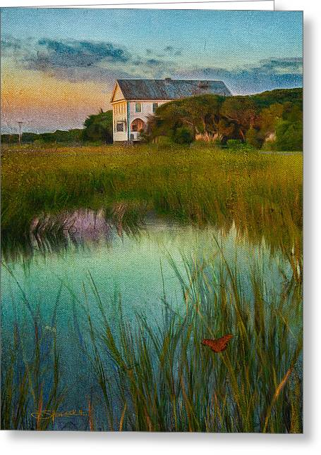 Pelican Inn Greeting Card
