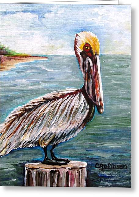 Pelican Pointe Greeting Card
