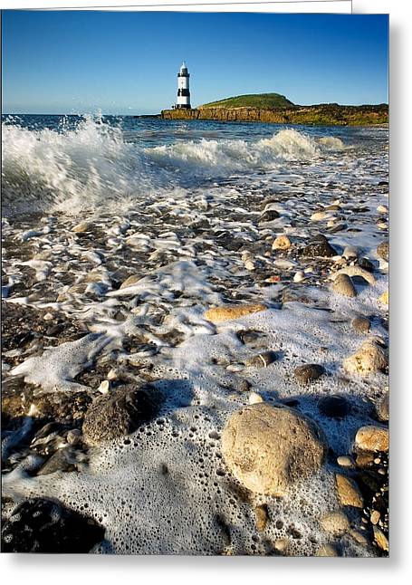 Penmon Isle Of Anglesey Greeting Card