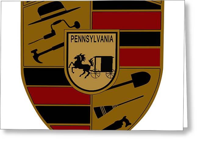 Pennsylvania Greeting Card