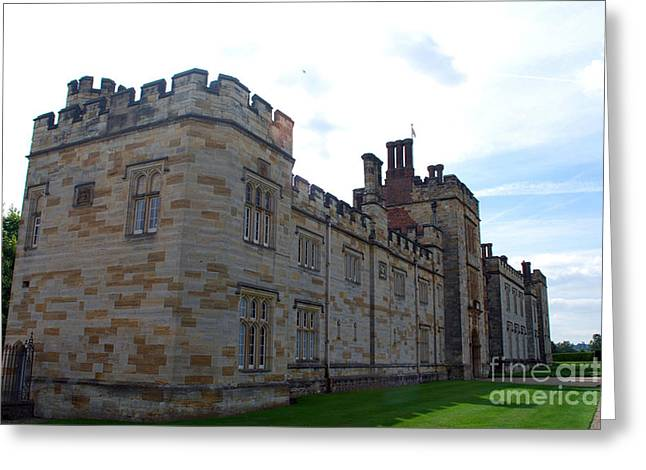 Penshurst Place Greeting Card