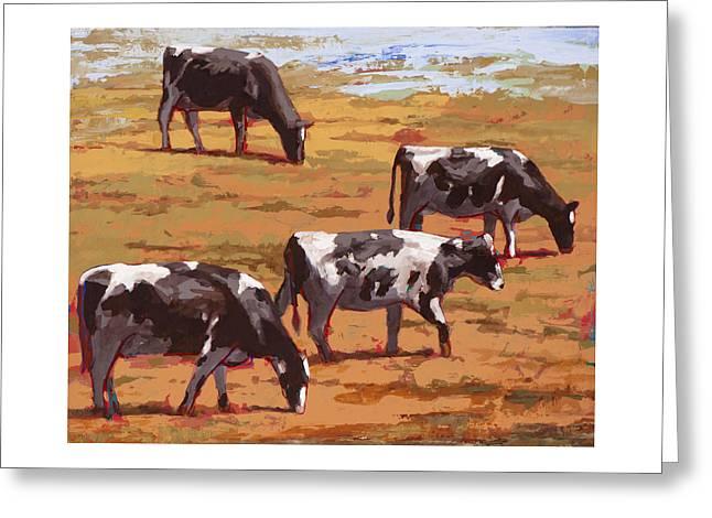People Like Cows #10 Greeting Card