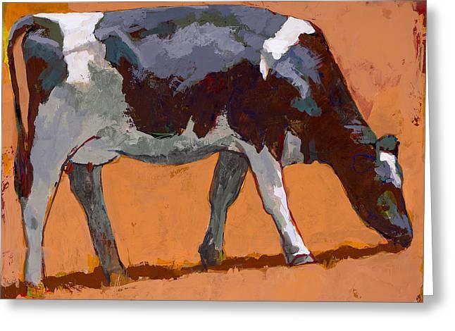 People Like Cows #4 Greeting Card