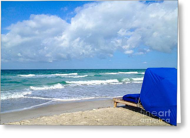 Greeting Card featuring the photograph Perfect Day by Margie Amberge