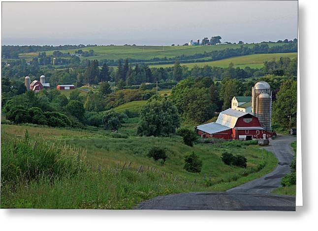 Perryville July Greeting Card