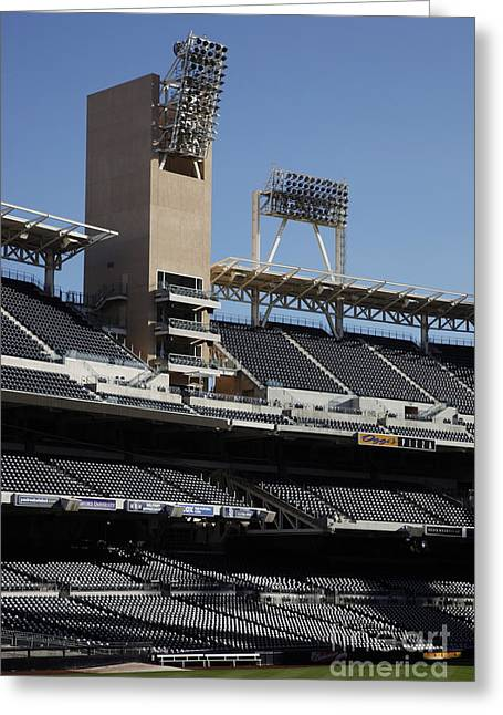 Petco Park Greeting Card by Chris Selby
