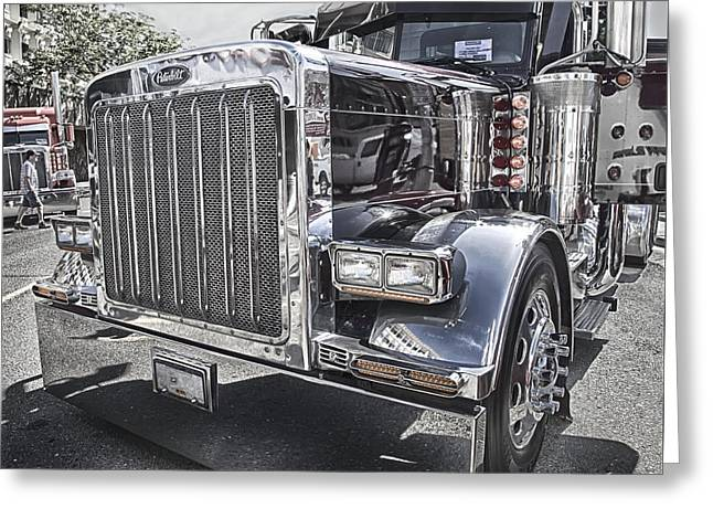 Peterbilt 2005 Greeting Card