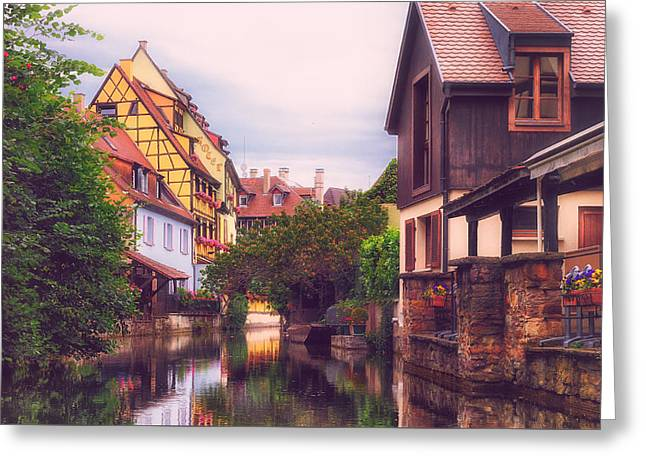 Petite Venise II Greeting Card