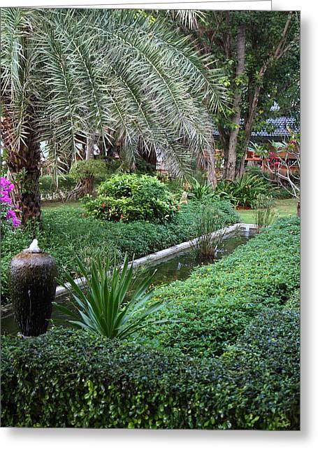 Phi Phi Cabana Hotel - Phi Phi Island - 01135 Greeting Card by DC Photographer