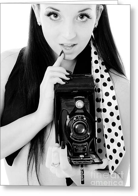 Picture Greeting Card by Jt PhotoDesign
