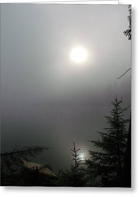 Picture Perfect Quetico Greeting Card