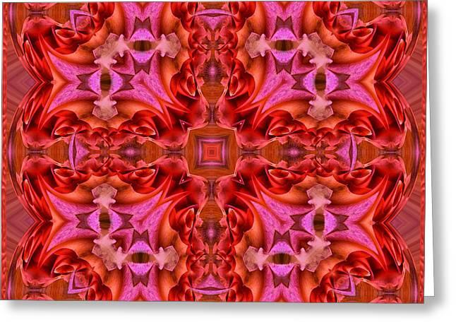 Pink Perfection No 1 Greeting Card