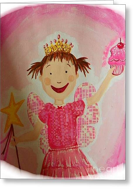 Pinkalicious Greeting Card