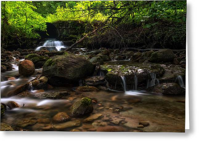 Pixley Falls State Park 2 Greeting Card