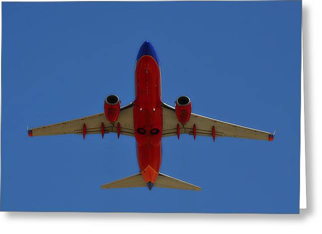 Planespotting Greeting Card by See My  Photos