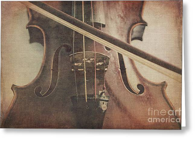 Play A Tune Greeting Card