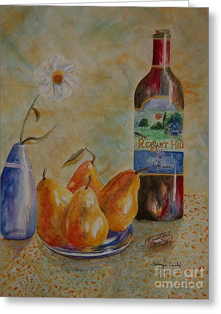 Pleasant Hill Winery Greeting Card