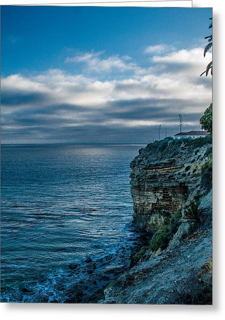 Point Fermin San Pedro Ca Greeting Card
