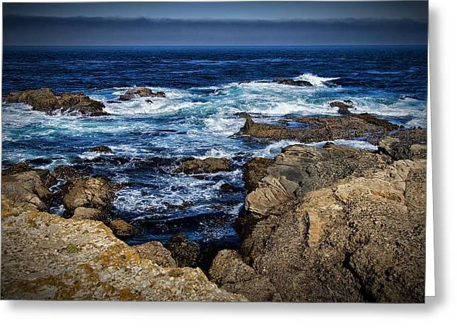 Point Lobos Img 1559 Greeting Card
