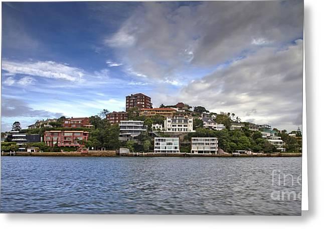 Point Piper - Sydney - Australia Greeting Card
