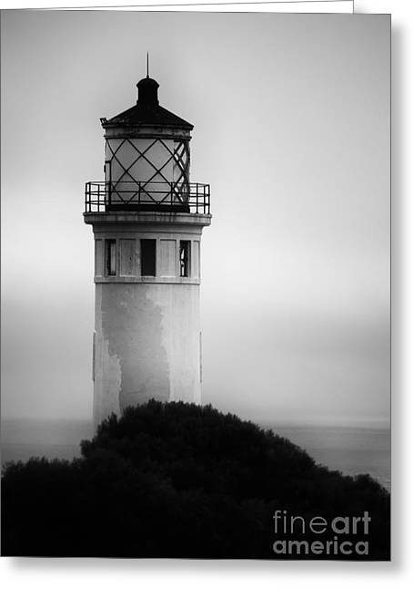 Pointe Vincente Lighthouse Greeting Card