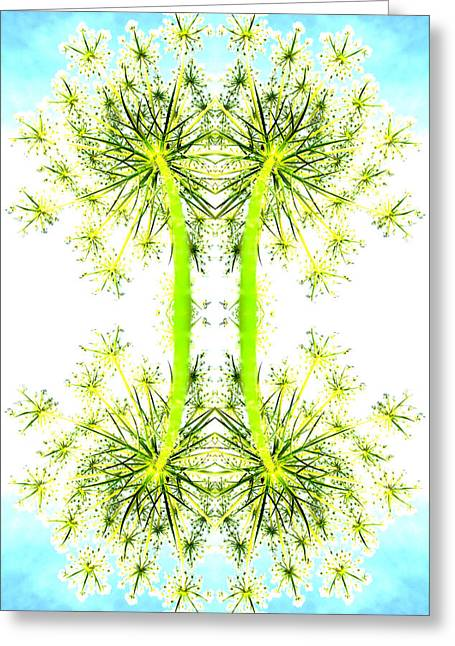 Pollen Play Greeting Card