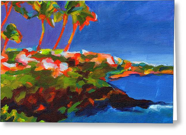 Polo Beach. Maui Greeting Card