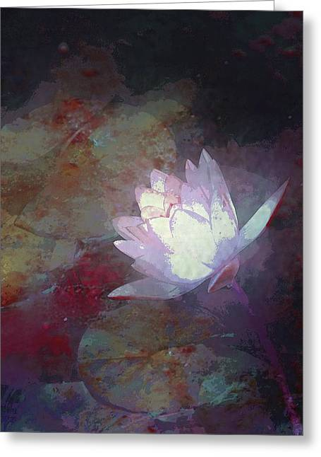 Pond Lily 32 Greeting Card