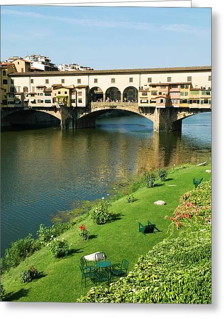 Ponte Vecchio (14th Century Greeting Card