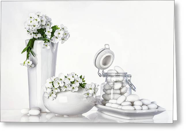 Porcelain Greeting Card