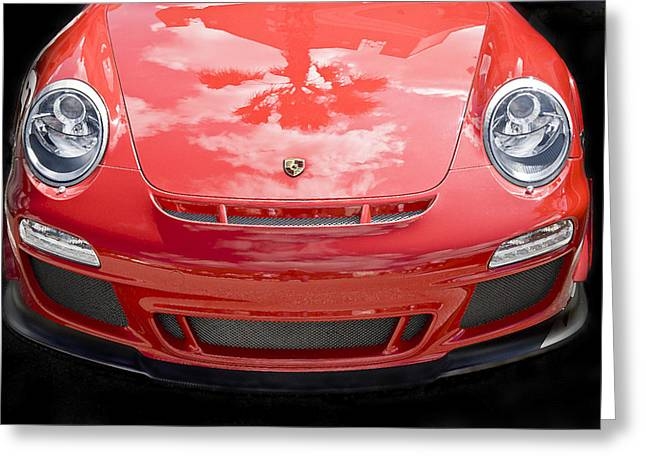 Porsche 911 Gt3 Rs 4.0 Greeting Card by Rich Franco