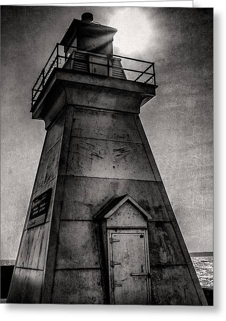 Port Dover Lighthouse Greeting Card