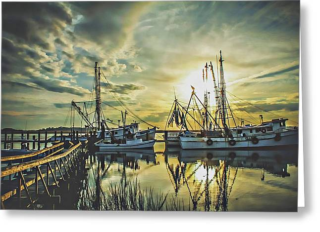 Port Royal Greeting Card
