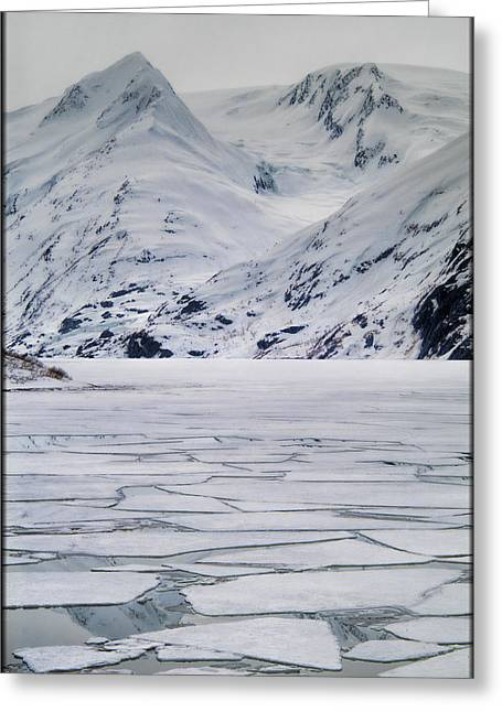 Portage Lake Greeting Card