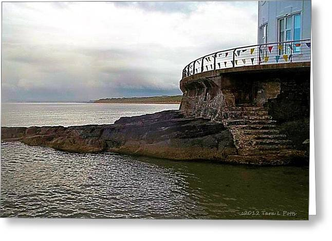 Portrush Northern Ireland Greeting Card